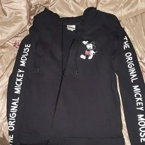 Womens Mickey Mouse Jacket